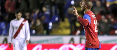Primera Victoria en seis partidos para el Levante