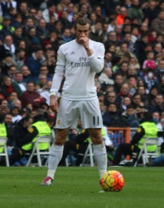 REAL MADRID SPORTING - BALE
