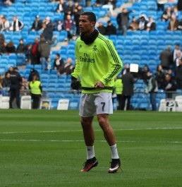 REAL MADRID SPORTING - CR7 (5)