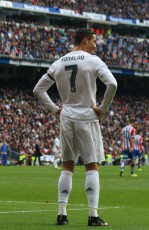 REAL MADRID SPORTING - CR7