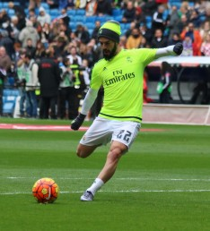 REAL MADRID SPORTING - ISCO (3)