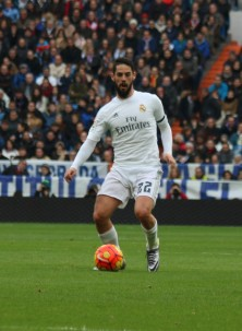 REAL MADRID SPORTING - ISCO(2)