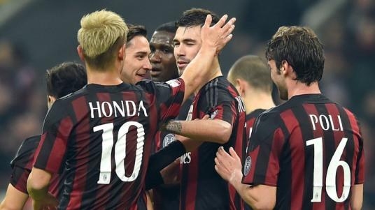Coppa Italia/Milan-Alessandria